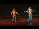 Sadie Belly Dance - Duet - with Eliran Amar.mp4