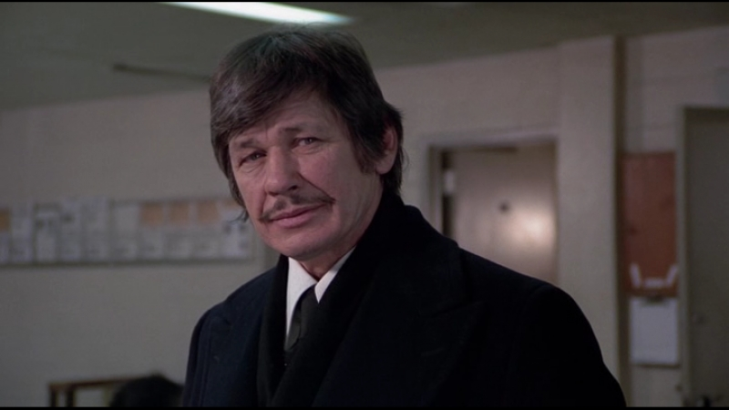 Жажда смерти / Death Wish (1974) HDRip