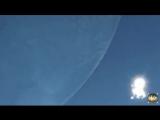 Если бы Луна была ближе к Земле, мы бы видели ее так
