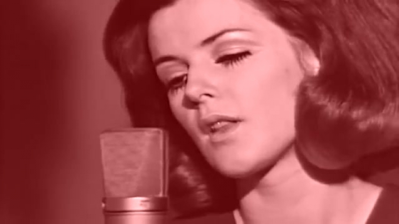 Anni-Frid Lyngstad - Mad About The Boy (1970)
