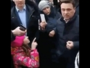 Девочка Таня и губернатор Подмосковья