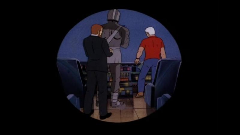 Jonny Quest 80s Adventures S01E10