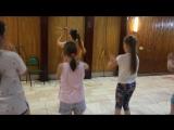 Танец Саши и Полины!