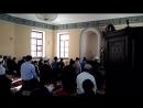 Пятничный намаз в Галеевской мечети. Казань. 2018.