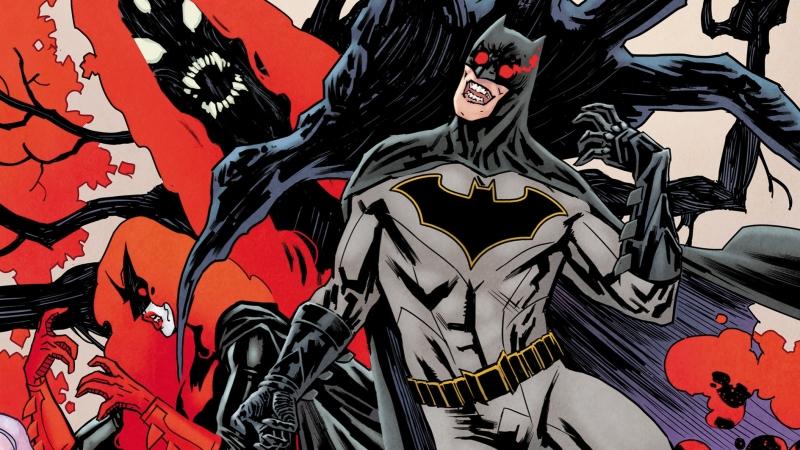 ComiXoids — Live: Ночь Людей-Монстров, Сказки, Последний Мужчина, Зеленая Стрела, Аквамен, Бэтмен