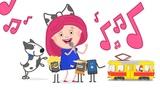 Песенки для детей - Смарта и чудо сумка - Детские мультфильмы