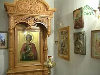 Храм Рождества Пресвятой Богородицы в Бутырской слободе (из цикла