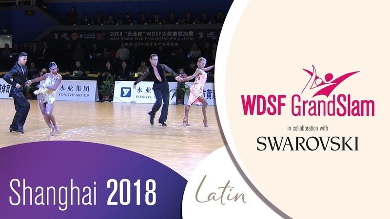 Lipowski - Illes, POL and Tsaturyan - Gudyno, RUS   2018 GrandSlam LAT Shanghai