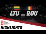 Литва - Румыния - 8:3