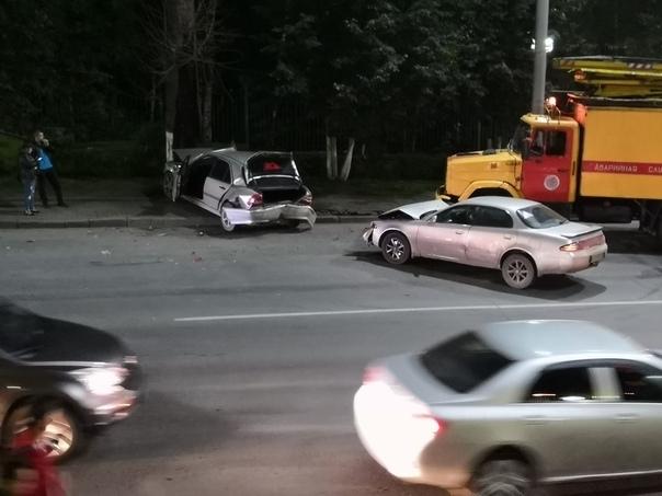 ДТП на Ленина: травмы получили три человека