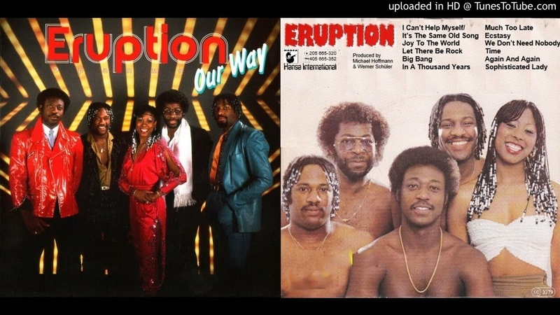 Eruption Our Way (Full Album, Expanded Version) [1983]