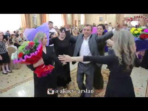 Кумыкская свадьба.Танец брата и сестры , на свадьбе