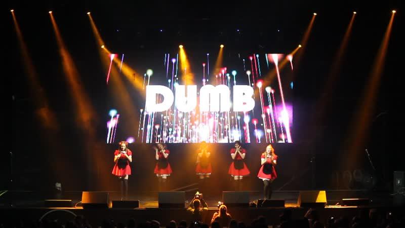 Triple Crown - Red Velvet - Dumb Dumb - Autumn IdolCon 2018