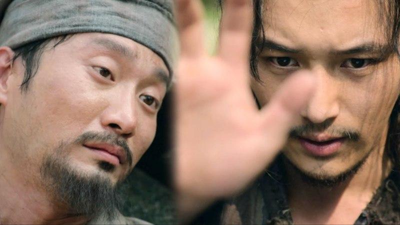 《BEST》 Six Flying Dragons 육룡이 나르샤| 변요한, 화려한 무술로 위기에 처한 전병욱 구5263