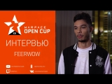 Warface Open Cup XII: интервью с feerwOw (Black Dragons)