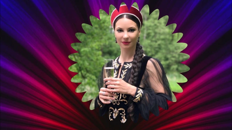 Балерина МАРИЯ АЛЕКСАНДРОВА