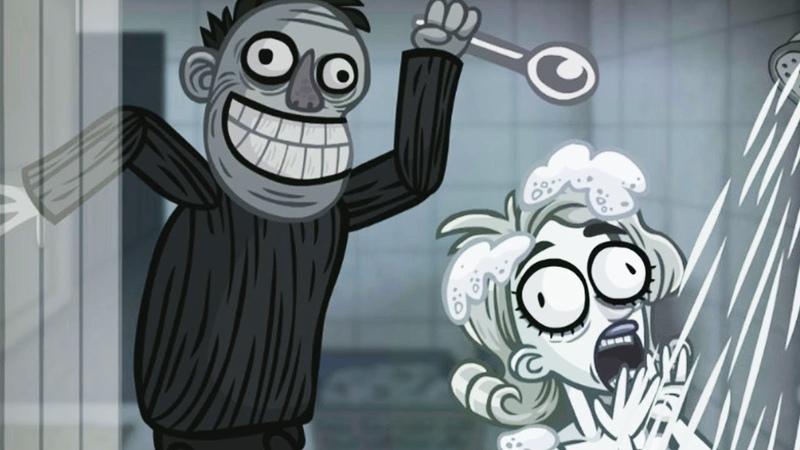 ЗАТРОЛИЛИ ВСЕ ХОРРОРЫ 2 - Troll Face Quest Horror 2 Halloween