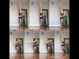Kerri Verna - There are so many different ways to enter a handstand.