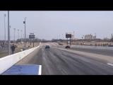 Fireball Camaro vs Bruder Bros driving Jack Frenchs VIxen at Tulsa No Prep King