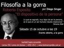 Roberto Esposito El dispositivo de la persona
