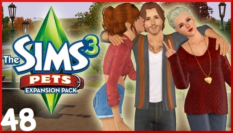Let's Play: The Sims 3 Pets - (Part 48) - Gold Diggin'