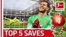 Top 5 Saves - Loris Karius Bundesliga 2018 Advent Calendar 4
