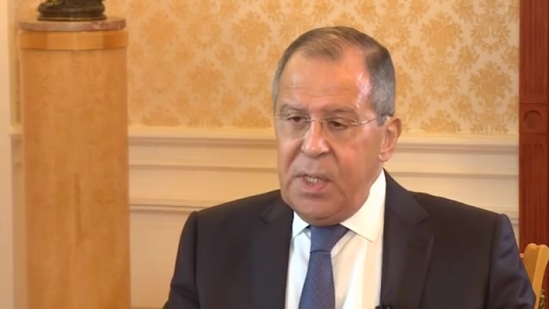 Интервью С.Лаврова британскому телеканалу Канал 4-- Sergey Lavrov's interview