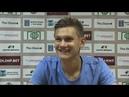 Нападающий Илья Молтенинов о матче «Салют Белгород» — «Химик».