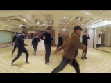 EXO Electric Kiss Dance Practice