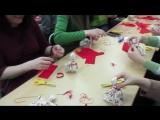 MVI_6160творческая мастерская в 90 детском саду г. Омска по изготовлению сувенирной пасхальной куклы
