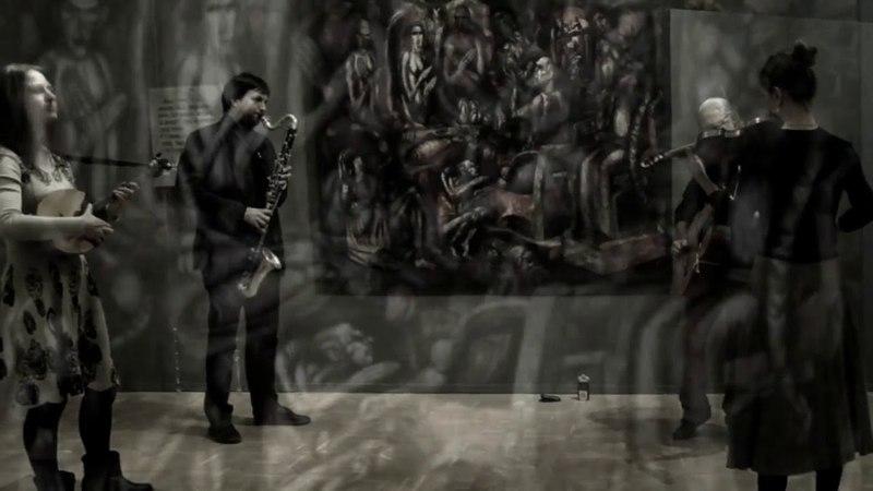 D-sound project /x4[so2a0]c] - Пир королей, Филонов. Русский музей,