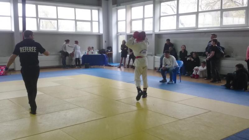 финальный бой за 1 место