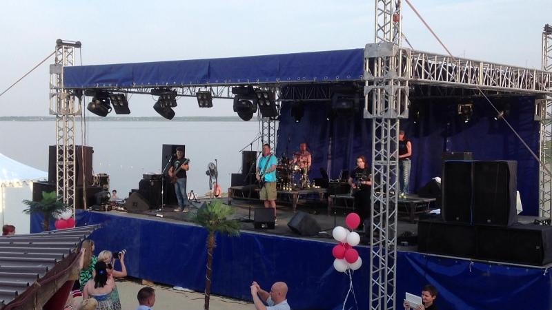 Концерт Максима Леонидова Смолино Парк2
