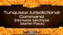 Tunguska Jurisdictional Command Starter Pack Обзор Unboxing