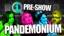 QI   PRE-SHOW PANDEMONIUM