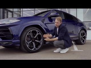 Самый дорогой кроссовер-суперкар- 21 млн рублей за Lamborghini Urus! ДОРОГО-БОГАТО #2