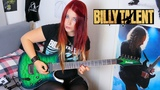 BILLY TALENT - Red Flag GUITAR COVER Jassy J