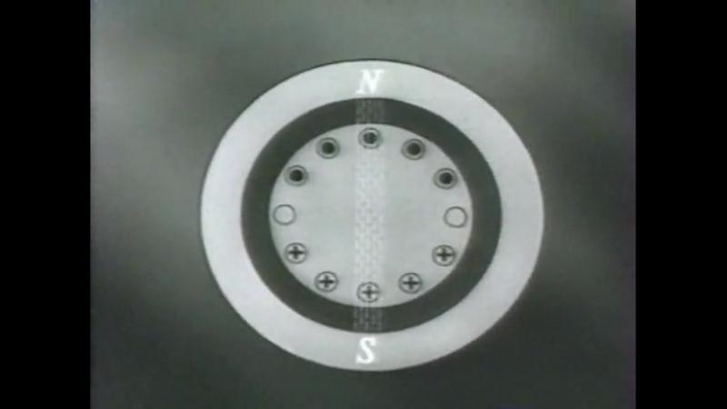 Киевнаучфильм - Трехфазный асинхронный двигатель (1982)