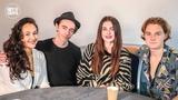 The Last Kingdom Season 3 Millie Brady, Eliza Butterworth, David Dawson &amp Timothy Innes