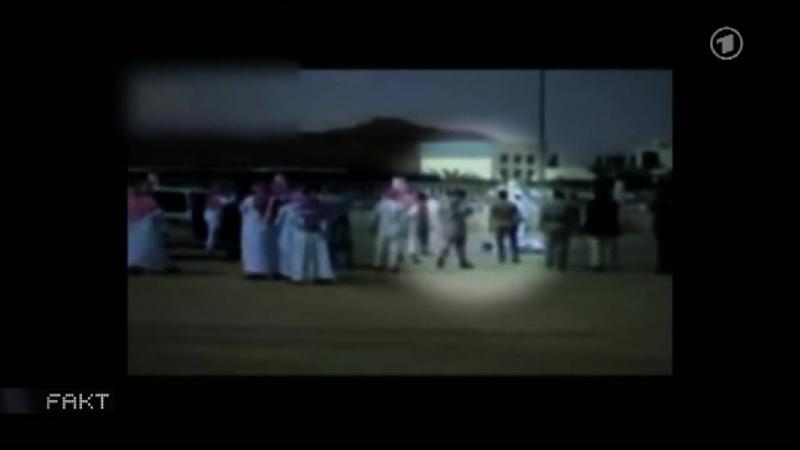 Bundespolizei in Saudi Arabien Von EADS bezahlt
