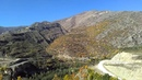 2 Вид на горы с комплекса ВАТАН октябрь 2018 Тур по Дагестану Махачкала Гуниб Чох Ватан Согратль