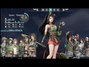 DYNASTY WARRIORS 9 All Characters Selection   Wei, Wu, Shu, Jin Other ( English Language Voice )