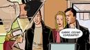 Via del Corso A2 - trailer ufficiale degli episodi a fumetti