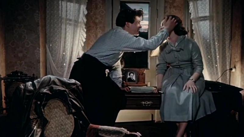 «Разные судьбы» (1956) - мелодрама, реж. Леонид Луков