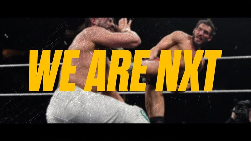 For The Glory (NXT MV/Tribute)