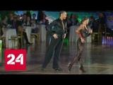 Москва увидела танцевальное шоу