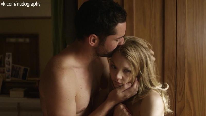 Сцена обнаженки. Том Эллис (Tom Ellis) и Натали Дормер (Natalie Dormer) в сериале Призраки. Угасшие (The Fades, 2011)