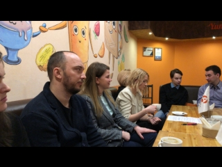 «Видео реклама в интернет», Ольга Солдатова - руководитель Креативного БЮРО Грамматика.