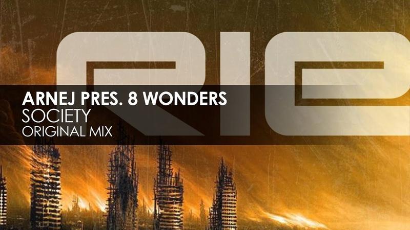 Arnej presents 8 Wonders - Society