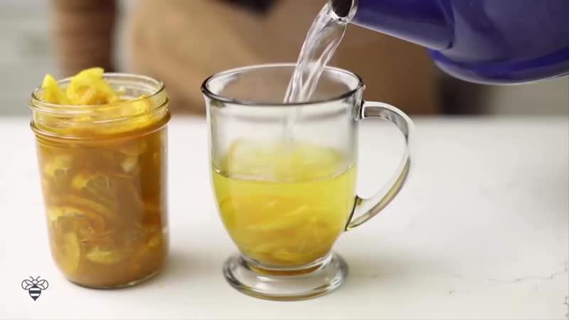 ✿Смесь из меда, имбиря, лимона и куркумы для повышения иммунитета✿